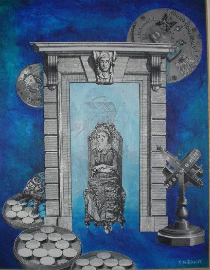 Carolyn M Brady Exhibited And Published Artwork
